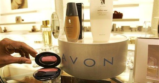 Avon hoping to get a makeover with new CEO