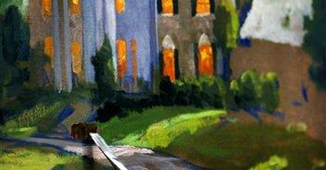 Sales of Kinkade artwork surge after painter dies