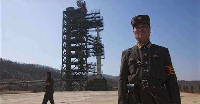 South Korea says North preparing for nuclear test