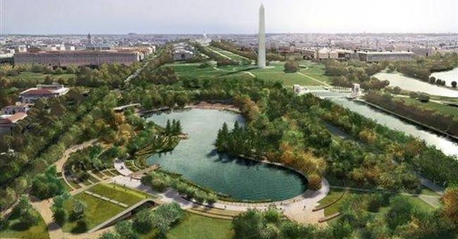 Finalists emerge to redesign National Mall sites