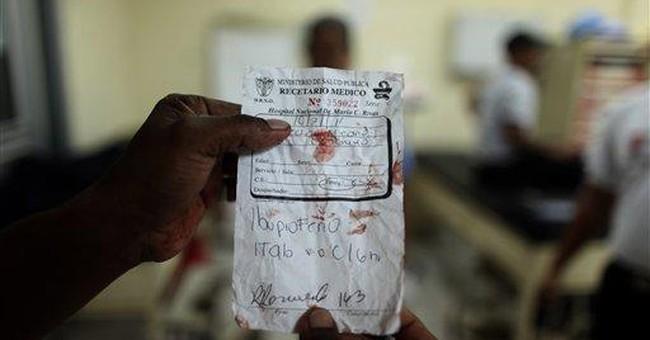 San Pedro Sula's violence mirrors Honduras' pain