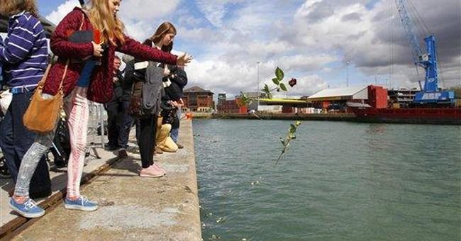 Southampton commemorates Titanic anniversary