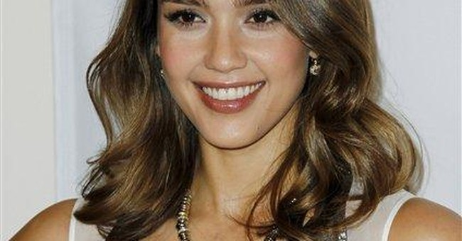 Jessica Alba, others, mark National Poetry Month