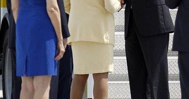 Obama sees biggest divide since Johnson-Goldwater