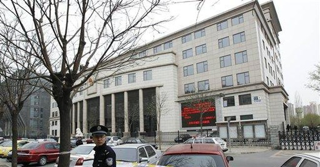 Chinese housing activist is jailed for unruly acts