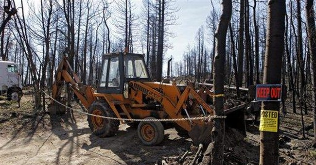 Authorities defend Colo. fire warning attempts