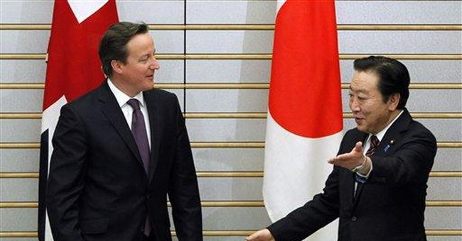 Japan, Britain agree on joint arms development
