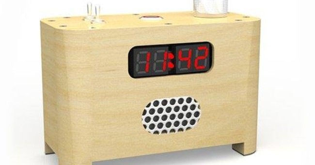 5 more minutes? New clock answers resounding 'no'