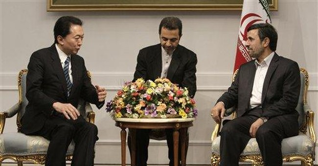 Ahmadinejad says Iran can do without oil sales