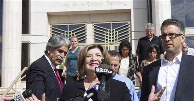 Failed probes against enemies dog Arizona sheriff