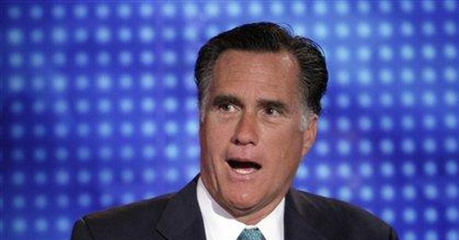 Obama-Romney showdown starts off with a harsh tone