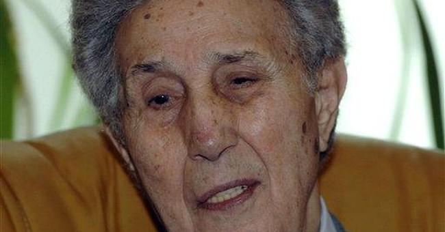 Algeria's first president dies at 95