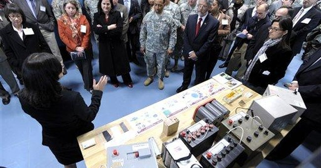Army lab to develop energy-saving technology