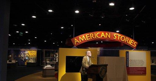 Smithsonian opens new, diverse US history timeline