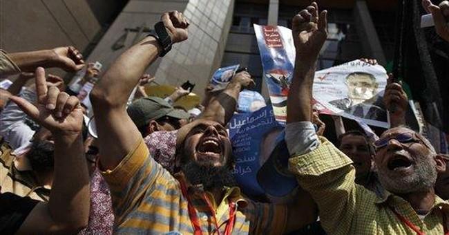 Egypt court rules Islamist's mother not US citizen