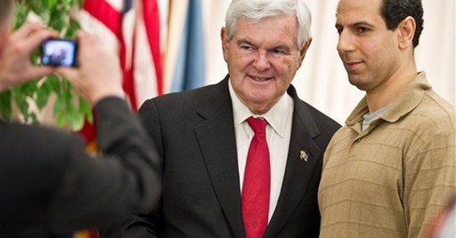 Gingrich: Supporters want him to stay in GOP race