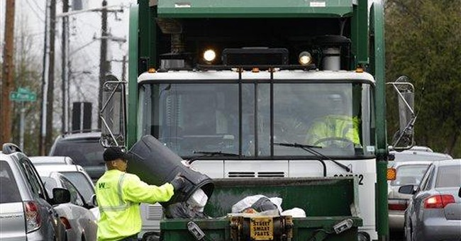 Seattle idea: fewer trash pickups, more recycling