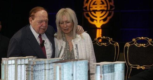 Sands launches $4.4B Macau casino-resort