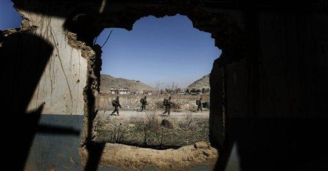 Wraps come off special operations Afghan war plan