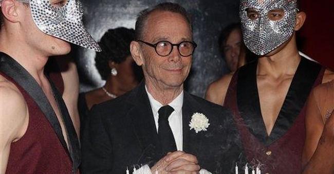 Joel Grey has busy day celebrating 80th birthday