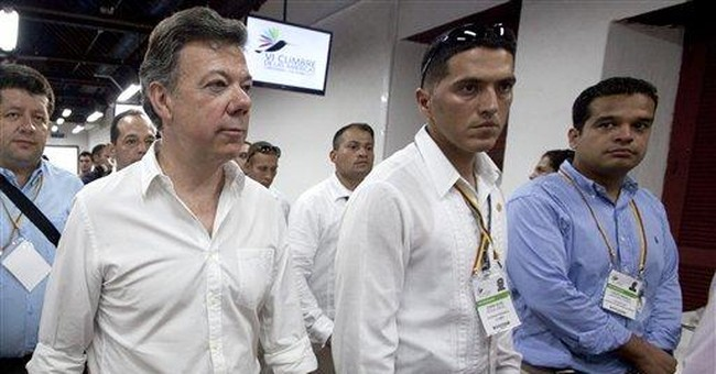 Americas summit host seeks role as regional leader