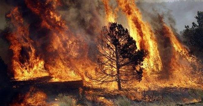 Western states prepare for dangerous fire season