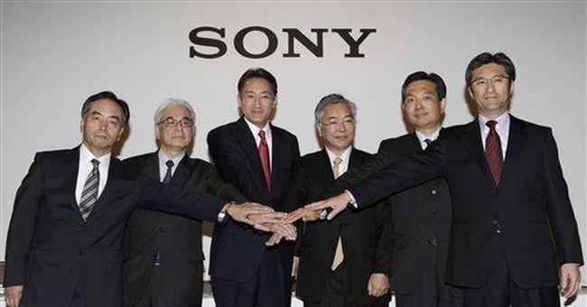 Sony to cut 10,000 jobs, turn around TV business
