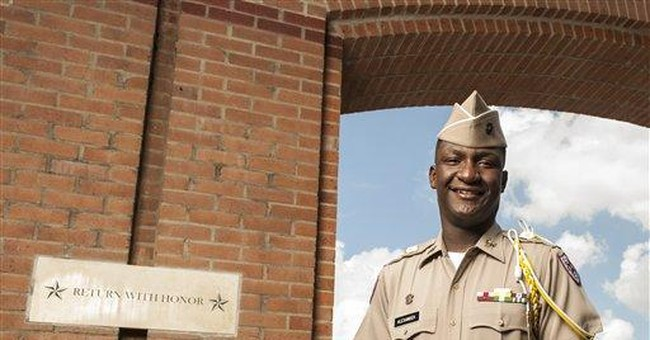 Texas A&M Cadets to be led by 1st black commander