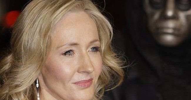 J.K. Rowling's next book: 'The Casual Vacancy'