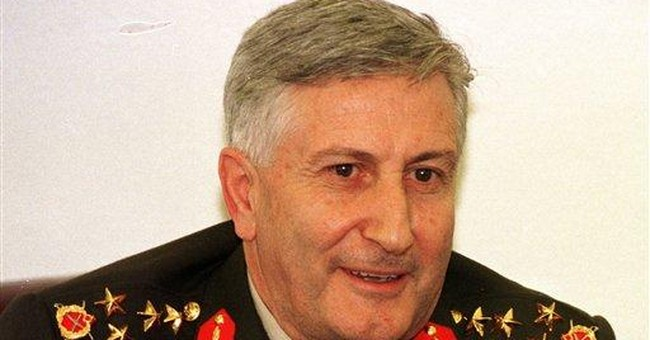 Turkey curtails military's clout in politics