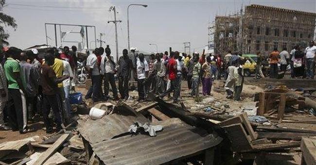 Islamist sect threatens Nigeria in new video