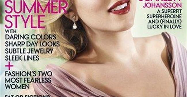 Johansson says she's 'paranoid' over nude photos