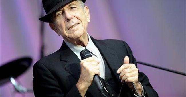 Jury convicts woman of harassing Leonard Cohen