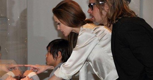 Jolie-Pitt engagement certain to fuel media frenzy
