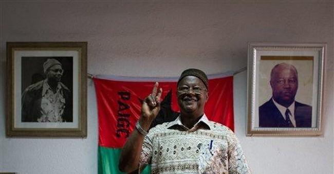 Military: Guinea-Bissau prime minister arrested