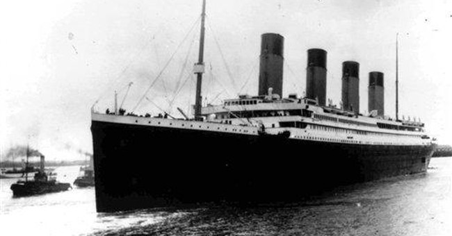 Titanic sinking being remembered near and far
