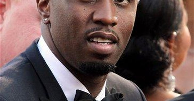 Police in NY's Hamptons arrest man in Diddy's home