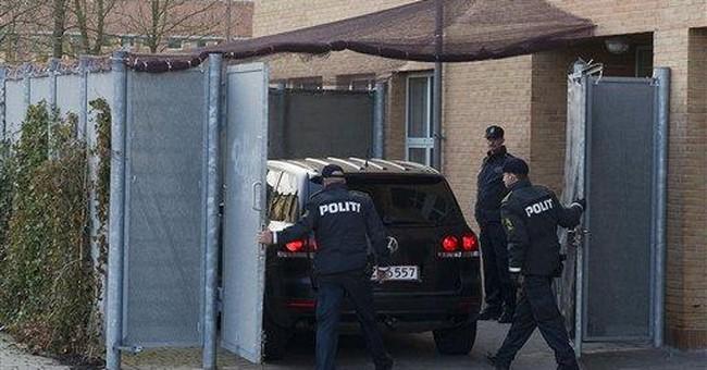 Danish sports awards target of alleged terror plot