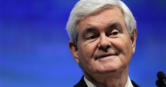 Gingrich: Everyone on earth deserves gun rights