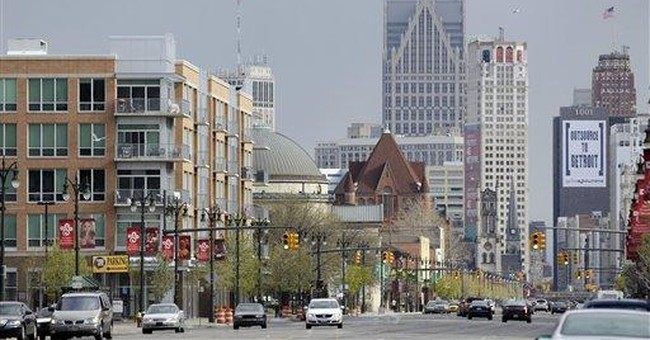 Detroit sees Whole Foods as proof of progress