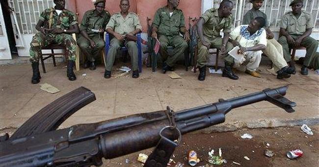 White House condemns unrest in Guinea-Bissau