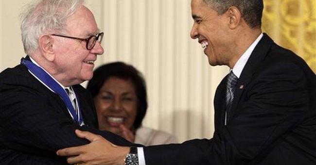 Obama's Buffett rule impact on taxes, jobs