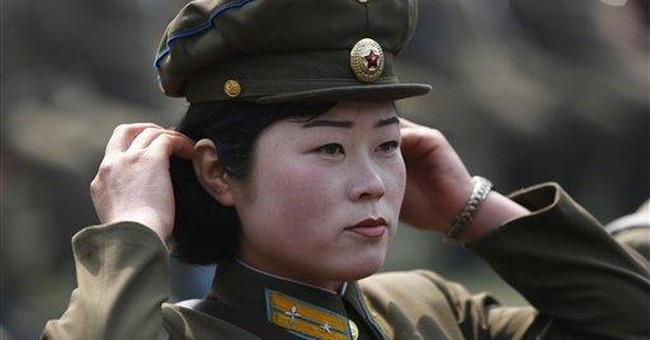 New NKorean leader emphasizes 'military first'