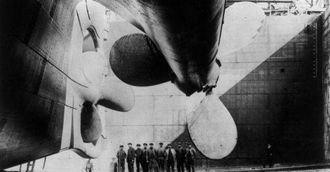 Events around the world mark Titanic centenary