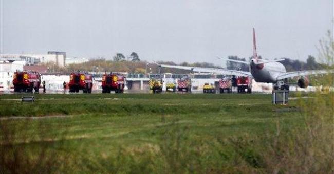 15 hurt in Virgin Atlantic emergency landing in UK