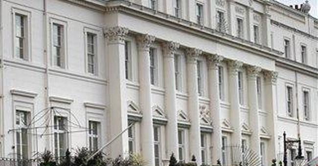 UK: 2 held in protest vigil at Bahrain embassy