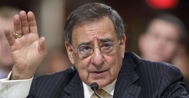 Panetta regrets expense of weekend trips home