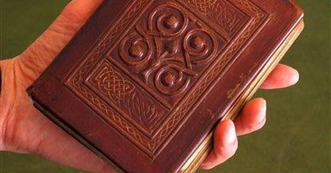 British Library buys $14.3M ancient gospel