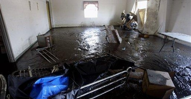 Big gaps found in nursing homes' disaster plans