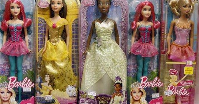 Mattel 1Q net income falls, Barbie sales down